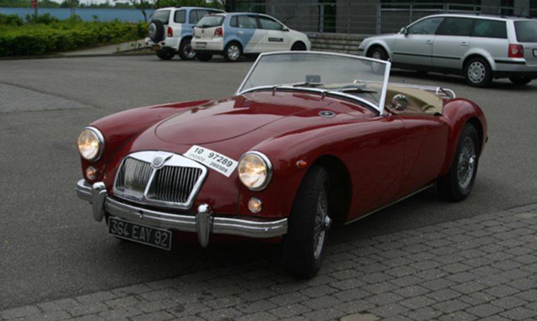 1958 Mga Cabriolet Classic Motor Sales
