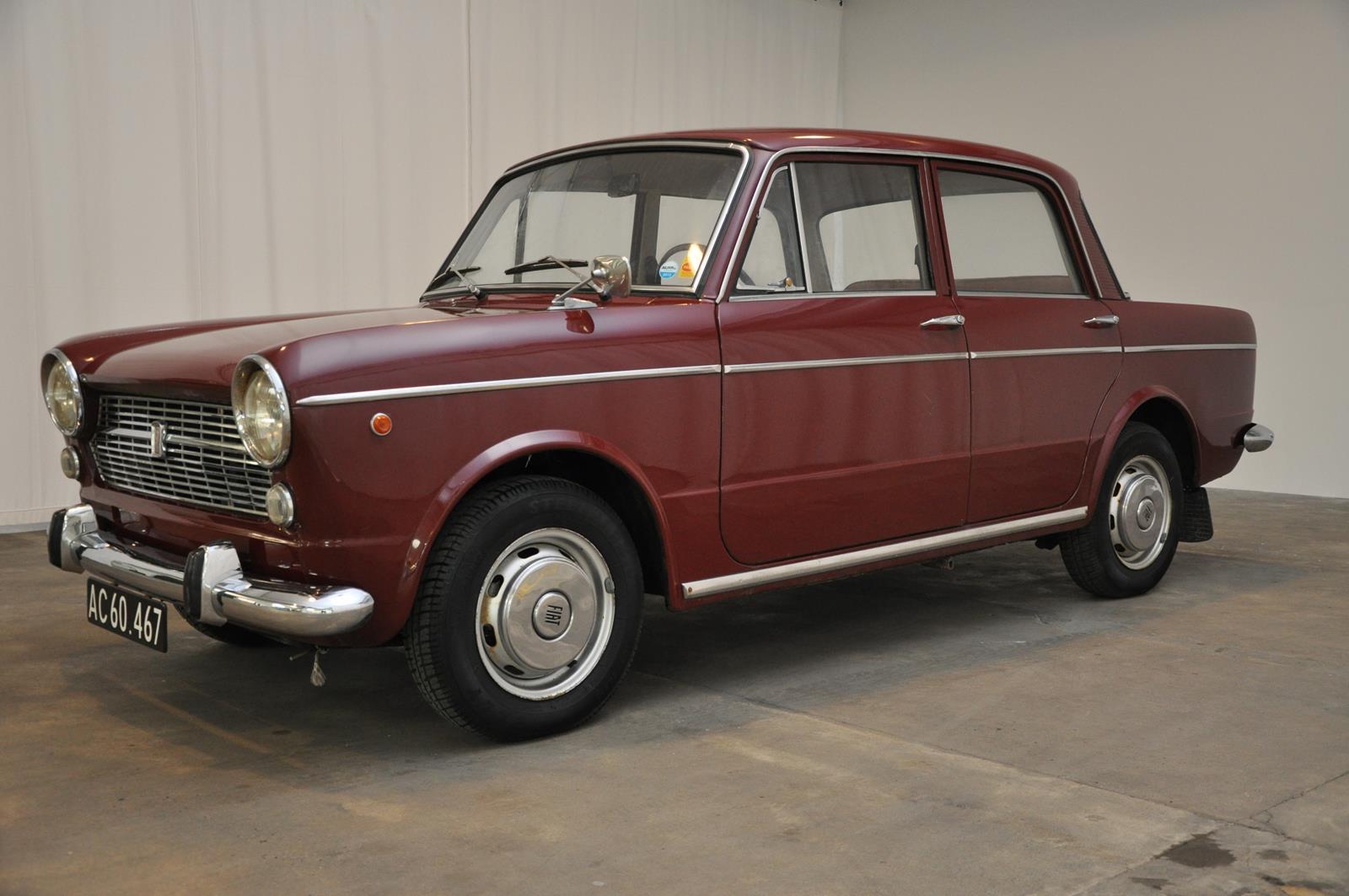 1967 Fiat 1100 R Classic Motor Sales