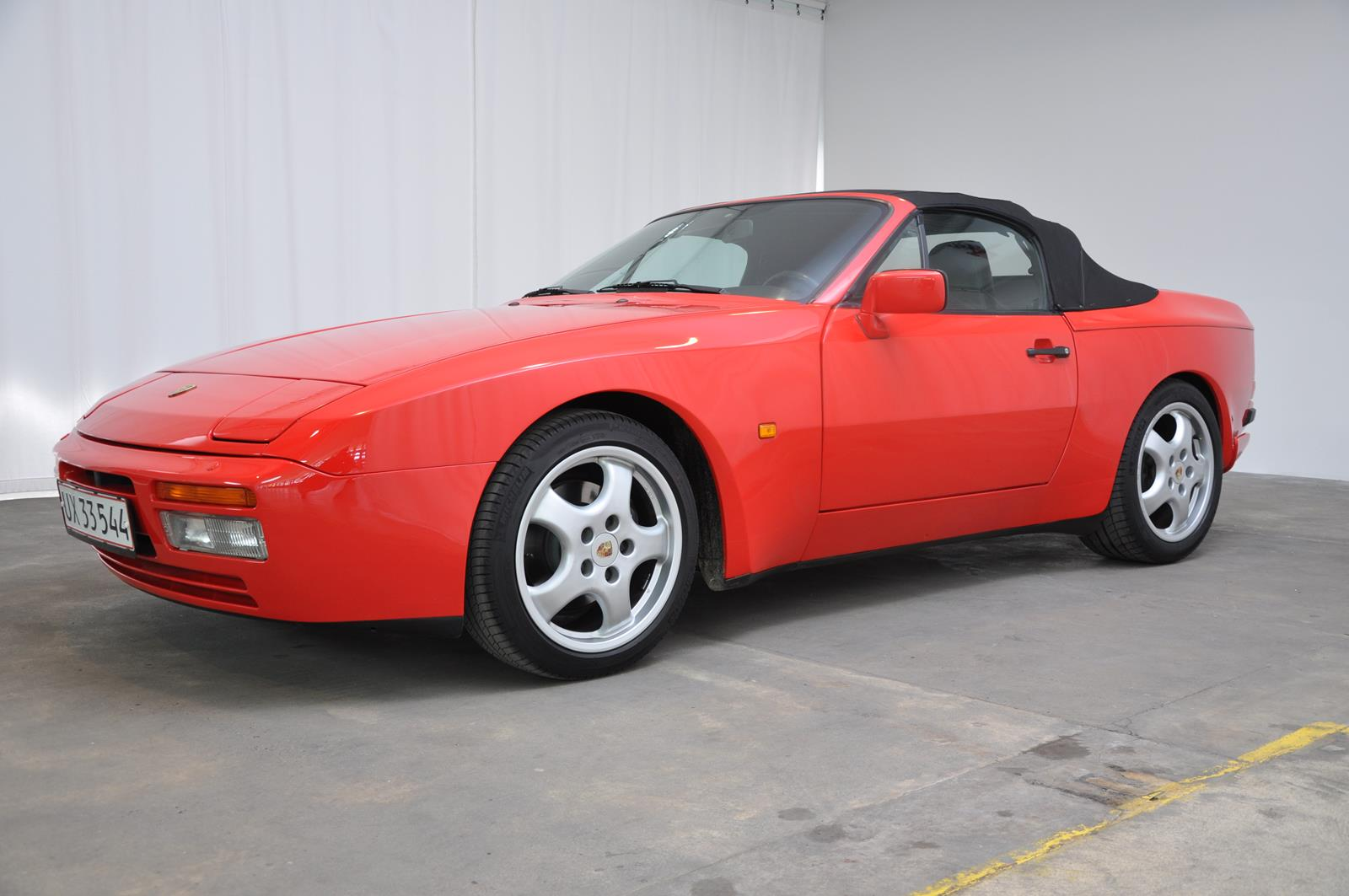 1991 porsche 944 s2 cabriolet classic motor sales. Black Bedroom Furniture Sets. Home Design Ideas