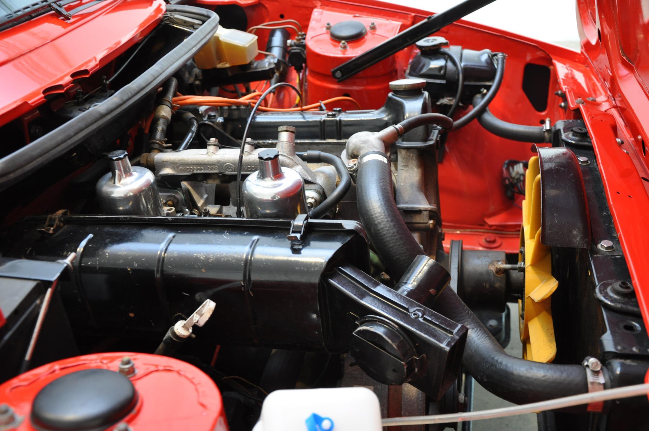 1981 Triumph TR7 | CLASSIC MOTOR SALES