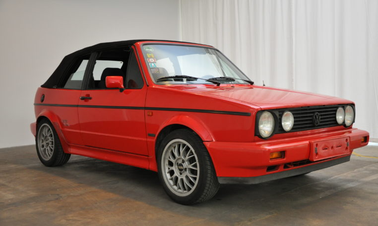 1992 Vw Golf 1 Sport Line Cabriolet Nyhed Classic Motor