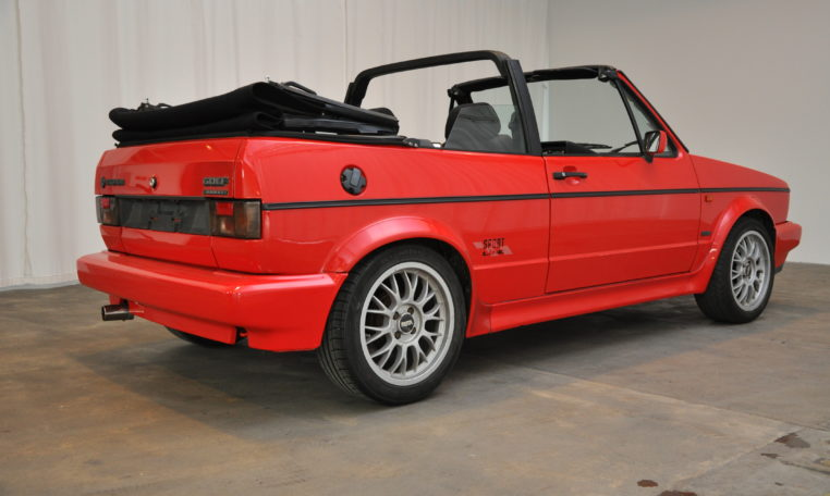 1992 Vw Golf 1 Sport Line Cabriolet Nyhed Classic Motor Sales