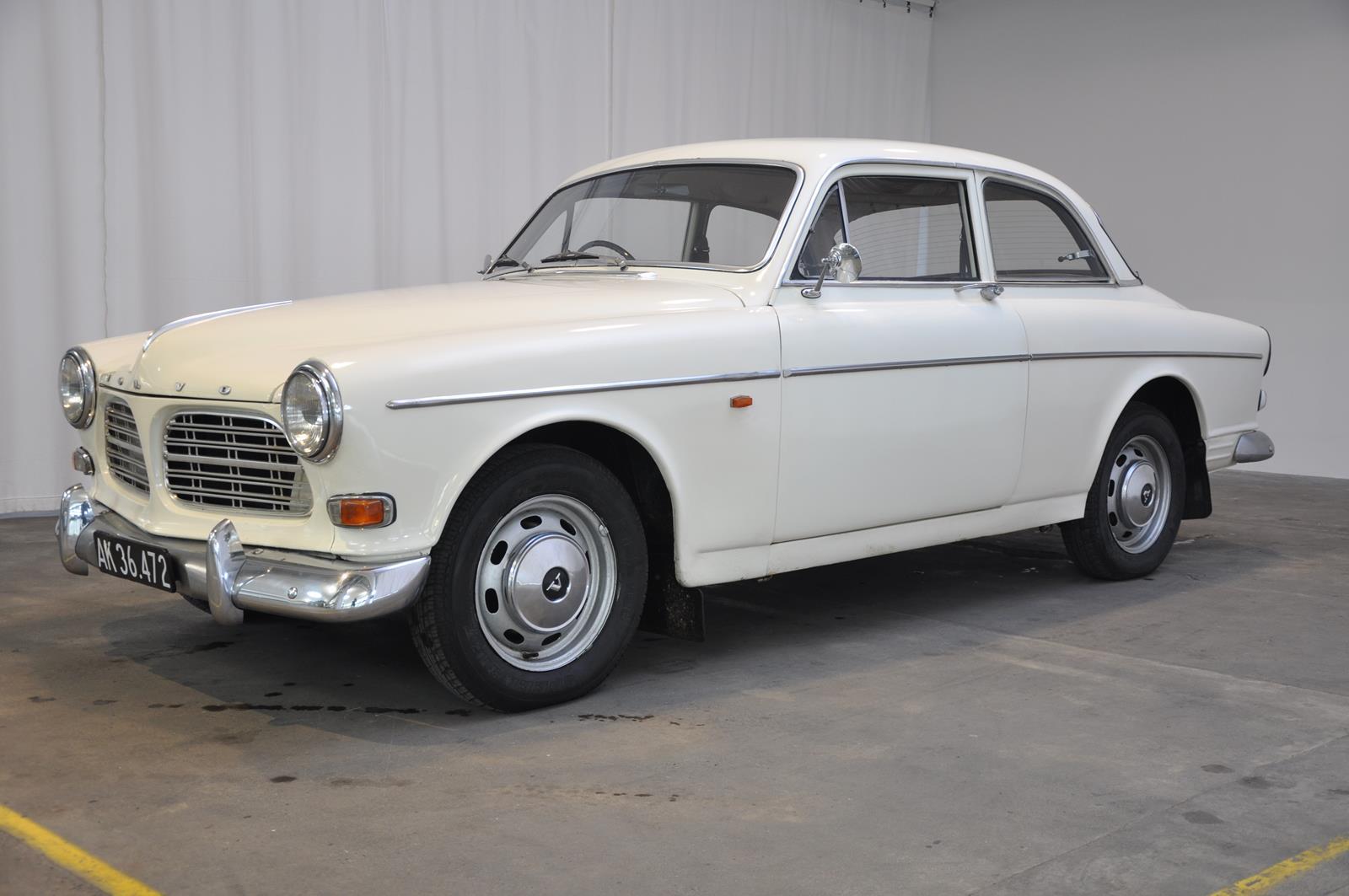 1969 Volvo Amazon Classic Motor Sales