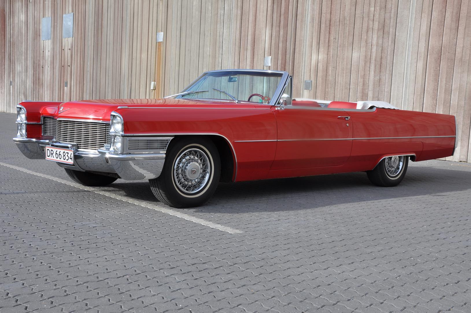 1965 Cadillac De Ville Cabriolet Classic Motor Sales