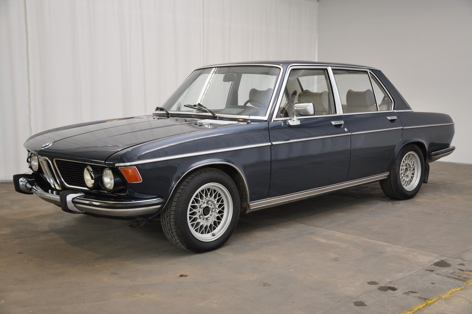 1975 Bmw 3 0 Si Classic Motor Sales