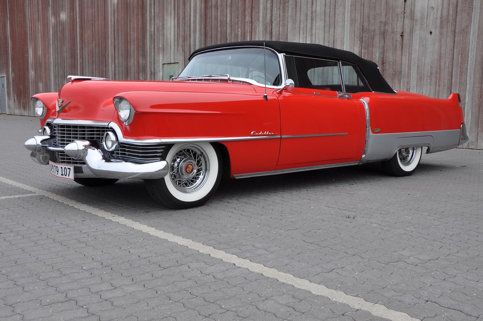 1954 cadillac eldorado convertible classic motor sales. Black Bedroom Furniture Sets. Home Design Ideas