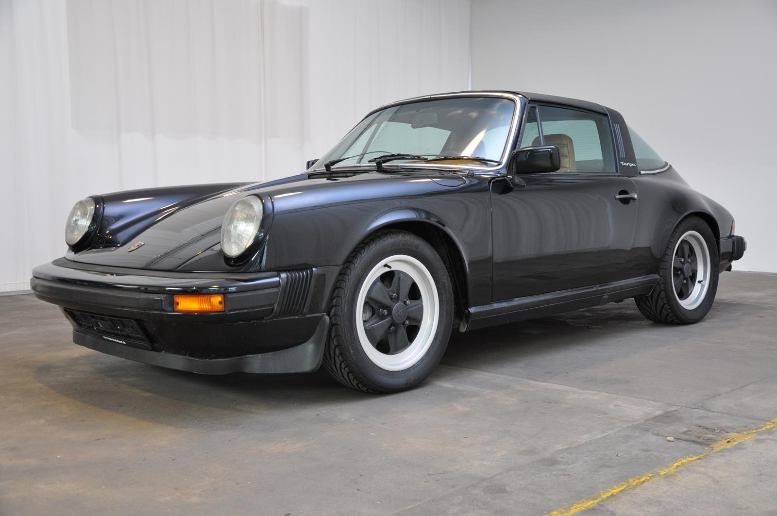 1978 Porsche 911 Targa 3 0 Sc Ikke Us Import Match Nr Servicebog Classic Motor Sales