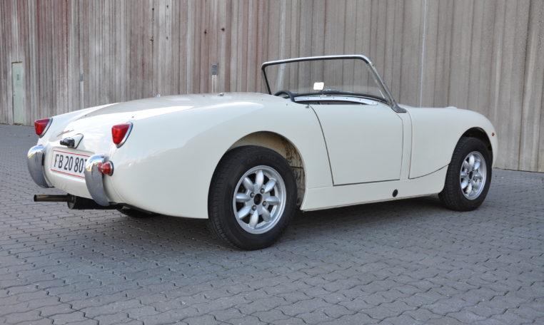 1959 Sprite Frogeye Classic Motor Sales