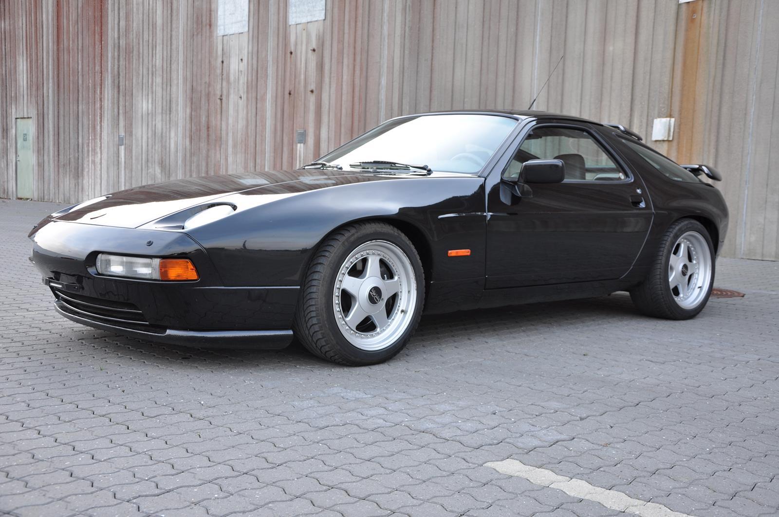 1991 Porsche 928 4s Strosek Classic Motor Sales