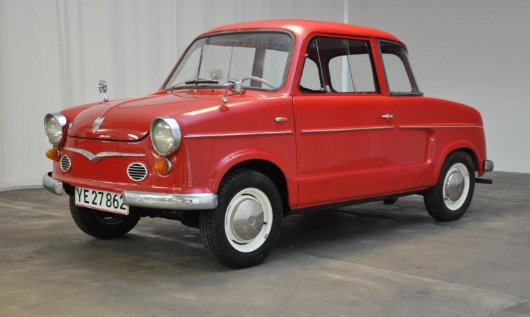 1961 Nsu Prinz 3 0 6 2d Classic Motor Sales